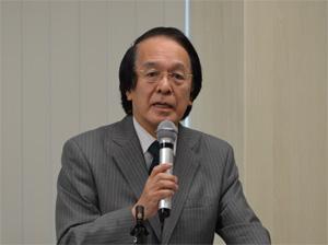 岩本 安彦 先生(公益財団法人朝日生命成人病研究所 所長)