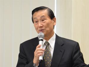 河盛隆造 先生(順天堂大学名誉教授・特任教授)