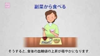 3-3.食事療法 健康的な食事のとり方