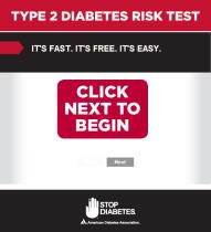 1分間で答えられる「糖尿病危険度テスト」