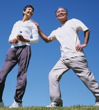 運動を始めるのに「もう遅い」はない 運動で高齢者が7倍元気に