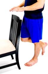 「片足立ち」を20秒以上できない高齢者は脳血管疾患に注意
