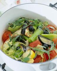 野菜中心の食生活を続けると心臓病や脳卒中のリスクが低下