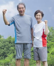メタボと判定された人の7割がロコモ 下肢を強化するプログラムを開始