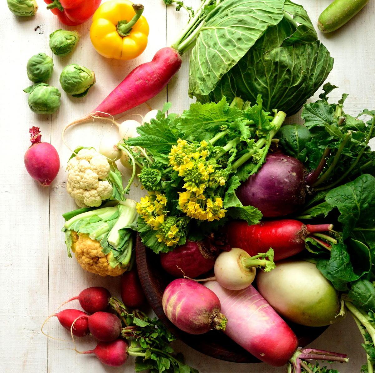 「野菜の日」調査 野菜1日350g食べているのはたった5%