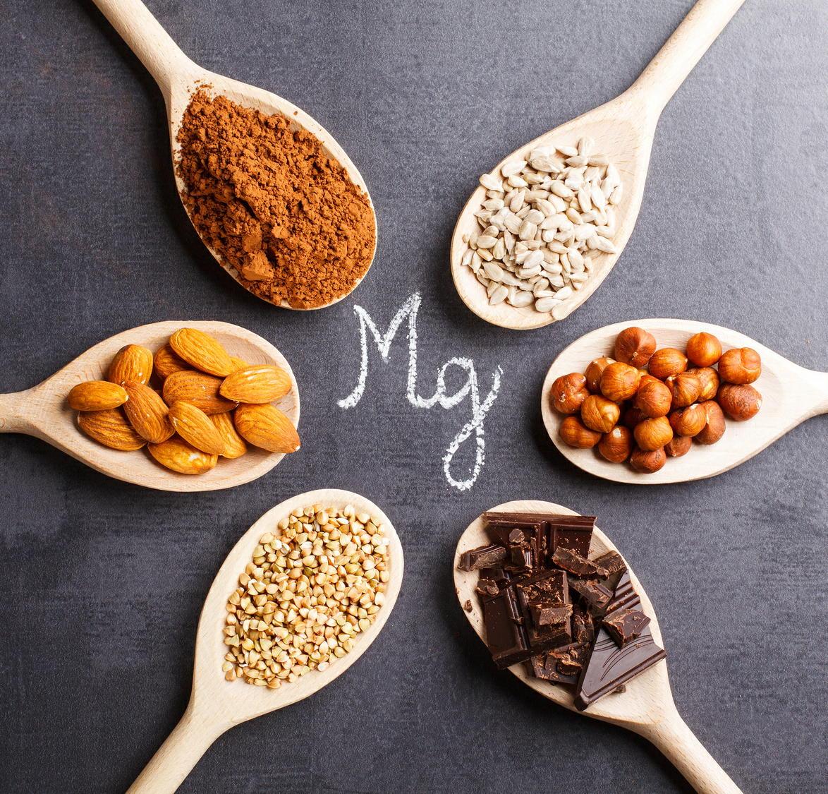 マグネシウムは不足しがち 血圧を改善し体内時計の調整にも役立つ