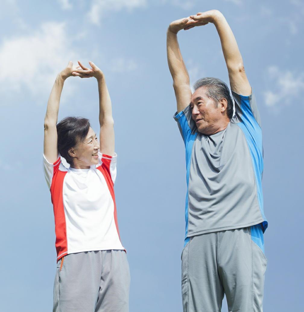 精神面の健康が運動に影響 ポジティブに生きている人は運動をする
