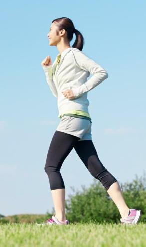 「脂肪筋」は「プラス・テン」で減らす いまより10分多く運動しよう
