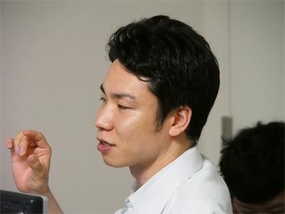 佐藤大介氏