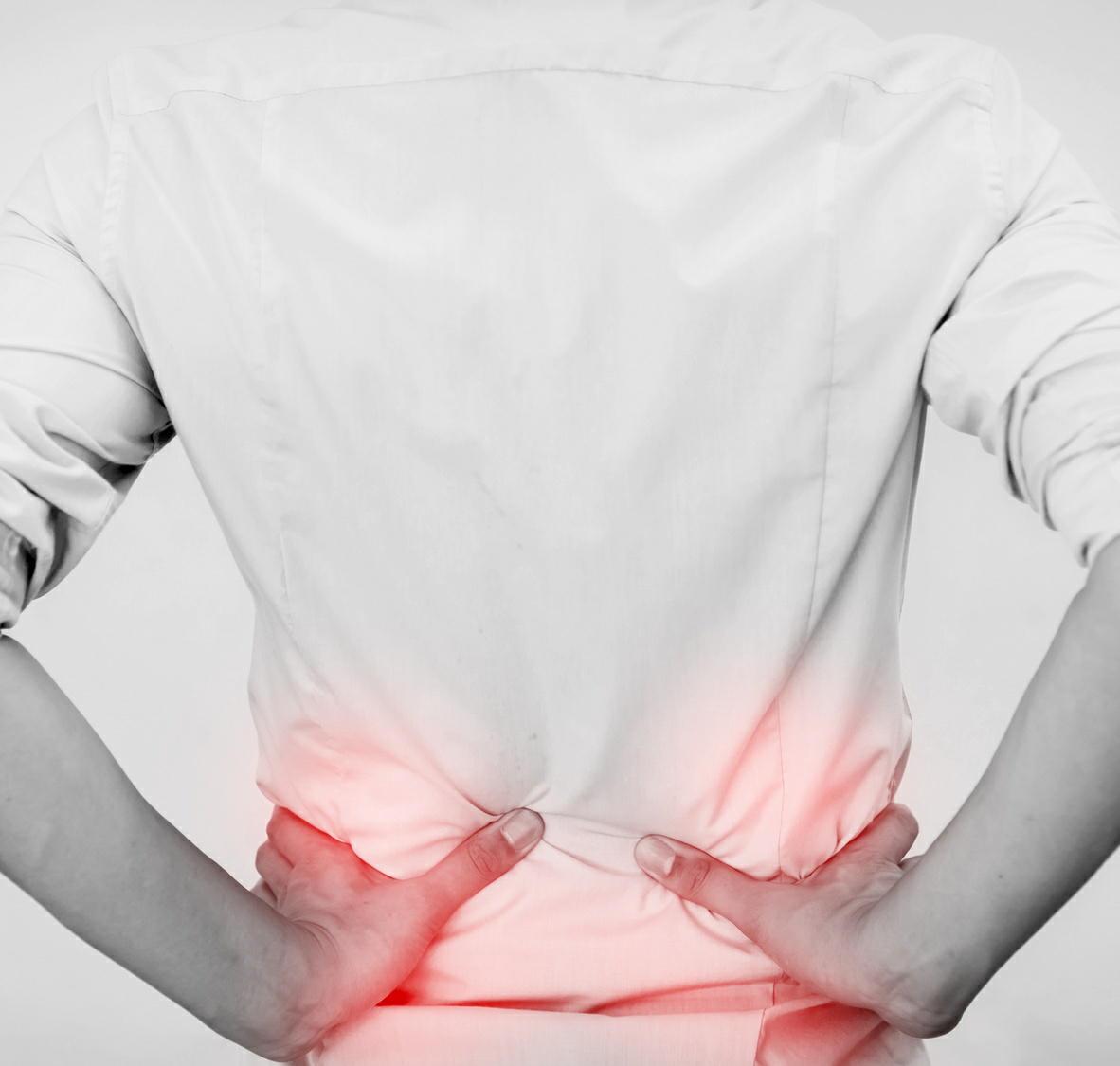 腰の負担をはかるセンサ内蔵ウェアを開発 介護施設などの負担を軽減