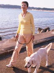 ウォーキングに更年期障害を緩和する効果 女性のホットフラッシュを改善