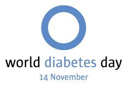 世界糖尿病デー 糖尿病を放っておかず治療に取り組むことが大切