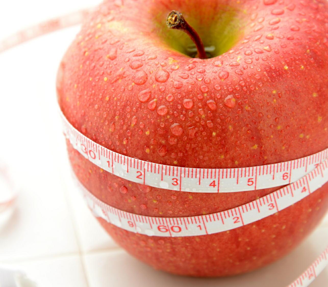 「リンゴ型肥満」はやはり怖い ゲノム検査で内臓脂肪リスクを予測
