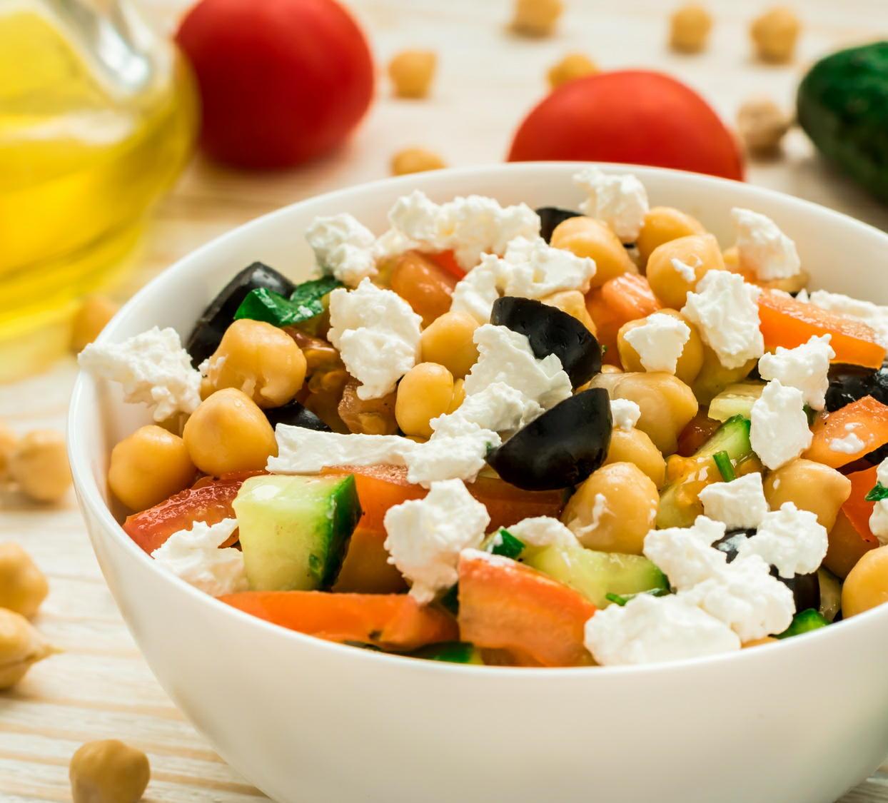 乳がんの予防に「地中海式ダイエット」が効果的 リスクが32%低下