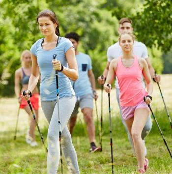 ウォーキングは進行性がんの患者にも効果的 社会的幸福度も向上