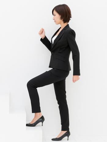 階段運動はコーヒーを飲むより効果的 たった10分の運動で活力が向上