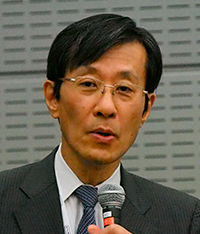 清原 裕 先生(公益社団法人 久山生活習慣病研究所 代表理事)