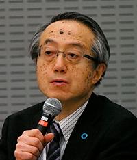 難波 光義 先生(兵庫医科大学病院 病院長)