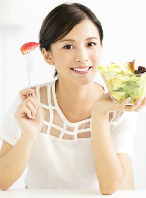「早食い」が原因で肥満やメタボに よく噛んで食べるための6つの対策