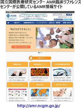 「薬剤耐性」(AMR)問題を知ろう AMR対策アクションプランで啓発を開始