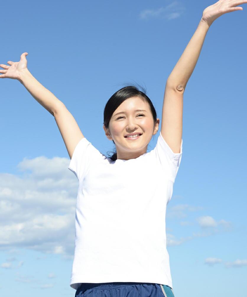 うつ病の予防に週1時間の運動 ウォーキングは気分を明るくする