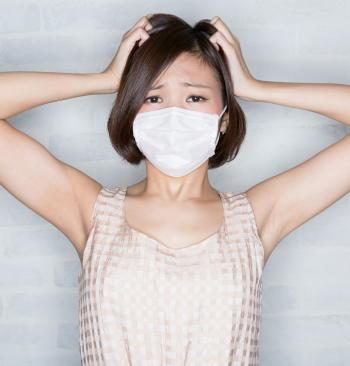 夏場にマスクを着用して運動すると熱中症の危険が 「マスクをはずして休憩を」と呼びかけ