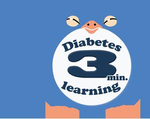 糖尿病3分間ラーニング、いま話題の〈血糖トレンド編〉公開
