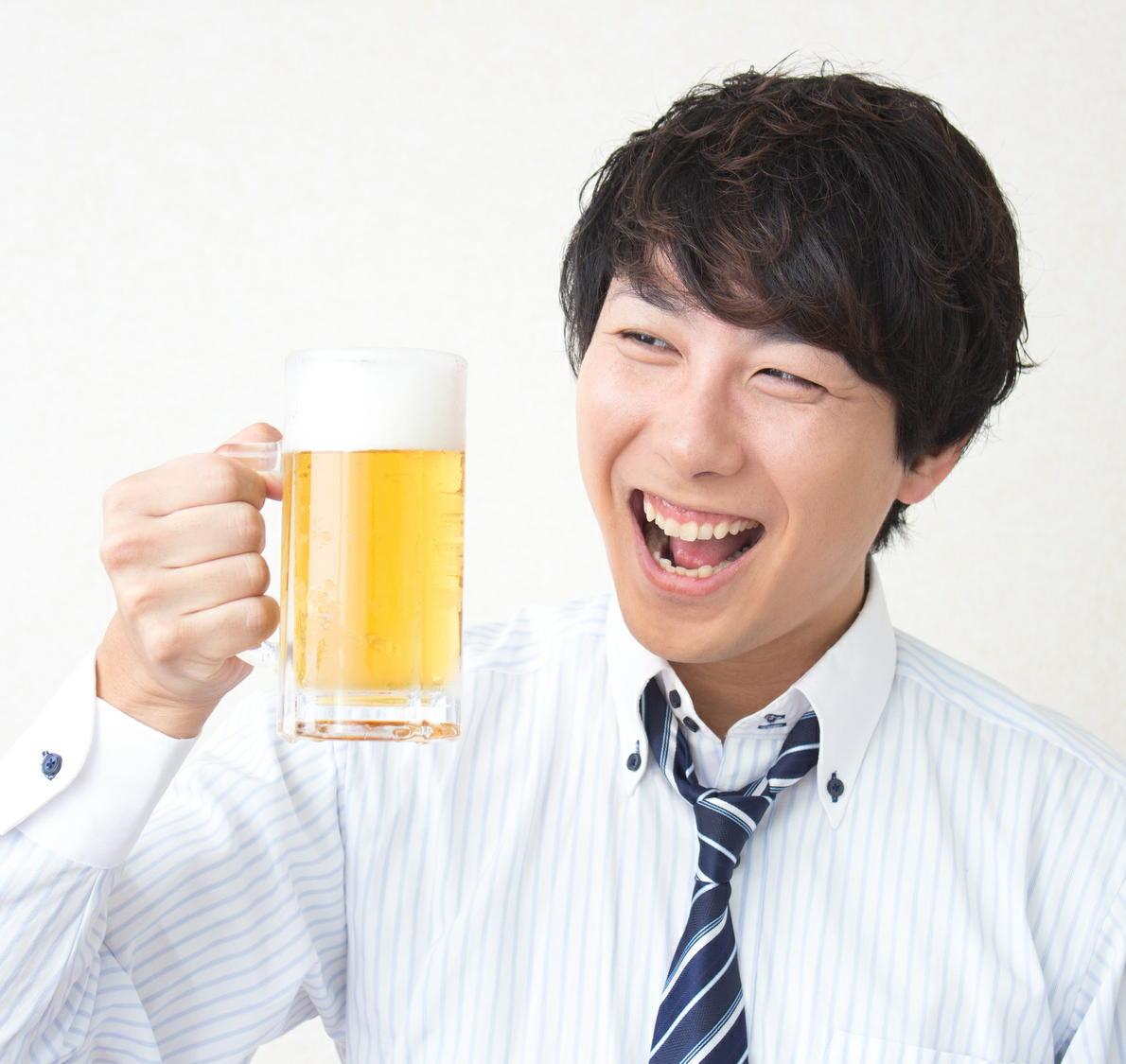 「2時間の飲み会」の危険 アルコールのイッキ飲み・アルハラを防止