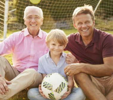 サッカーで糖尿病を予防 サッカーは骨を丈夫にできる最適な運動