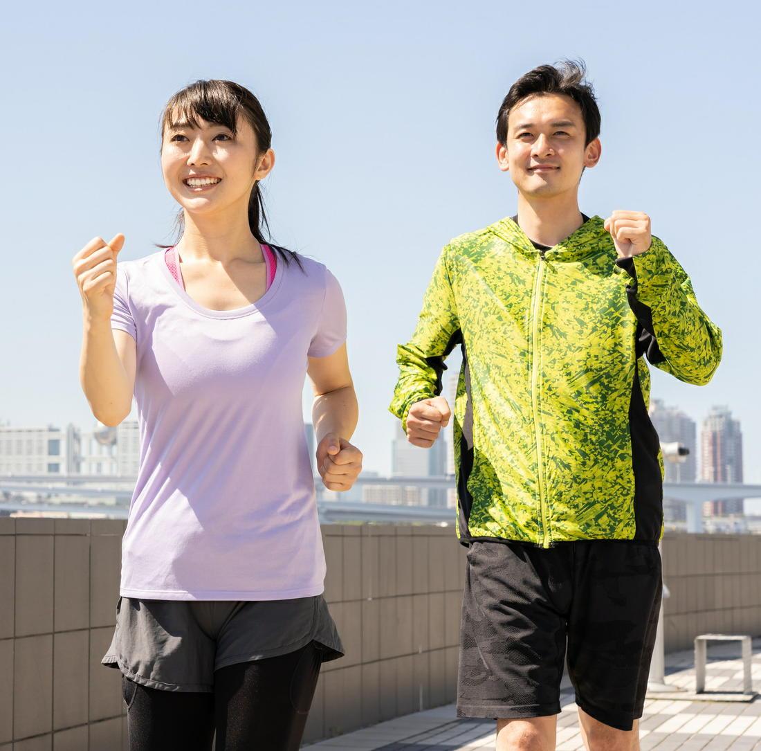 運動不足はメタボよりも高リスク 運動をより多く・座る時間は少なく