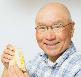 高齢者でタンパク質が不足 フレイル・サルコペニアを予防するためにタンパク質の摂取に工夫を