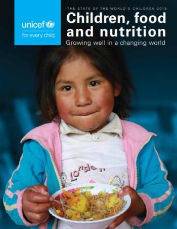肥満・メタボの増加の原因は小児・若年期にある 子供の食事を改善する施策が必要 ユニセフ「世界子供白書2019」