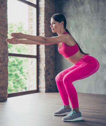 運動は若さを保つための最善の策 40歳以降は筋肉を増やす運動が必要