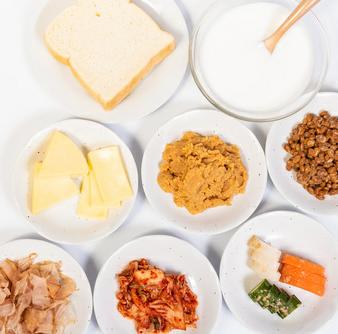 チーズなどの発酵乳製品に含まれる「βラクトリン」が中高年の記憶力を改善