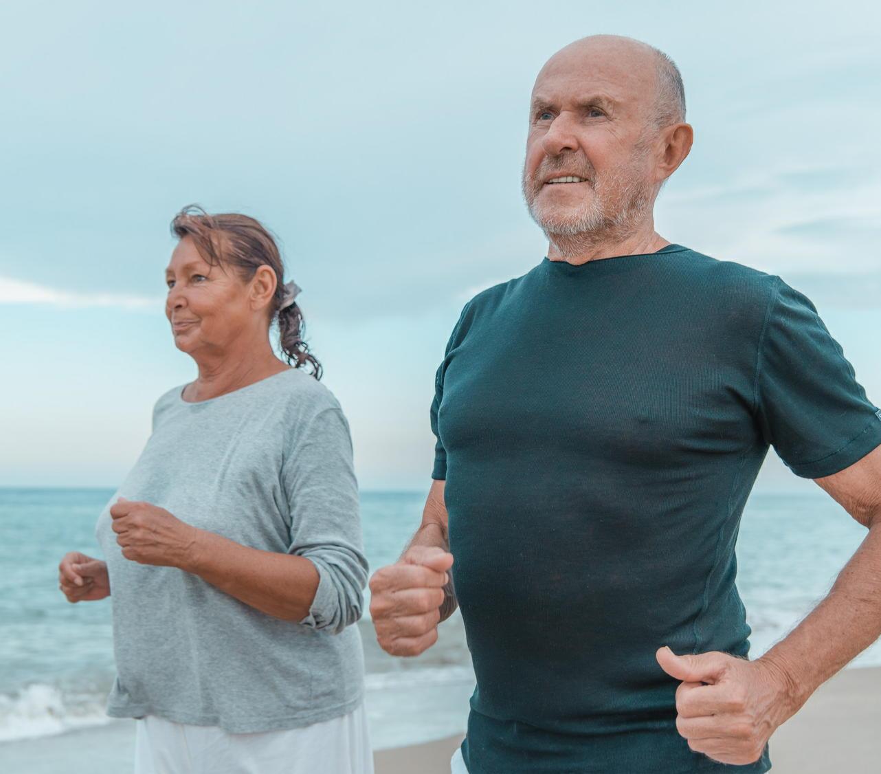 人生の後半戦で「運動」は絶対に必要 筋力トレーニングを週2回 若さを保つためにも必須