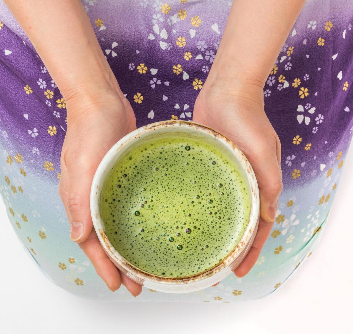 「抹茶」に不安を軽減する効果 抹茶の健康効果を解明し世界に発信