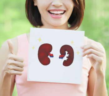 腎臓病を予防・改善するための「8つの法則」 世界の成人の10人に1人が腎臓病 世界腎臓デー
