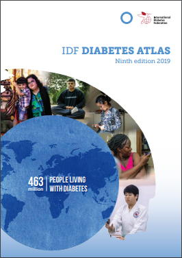 IDF 糖尿病アトラス 第9版