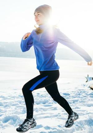 ウォーキングの衝撃は骨と脳の健康に良い 1日10分は骨や体に衝撃が加わる運動を