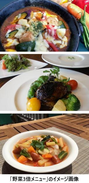野菜を3倍食べてもらう「野菜プロジェクト」 野菜の自産自消・地産自消も促進 飯能市の食育活動