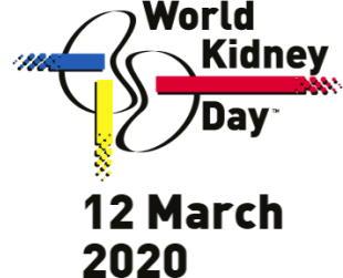 3月12日は「世界腎臓デー」 腎臓病とともに生きる人は10人に1人 早期発見・治療が大切