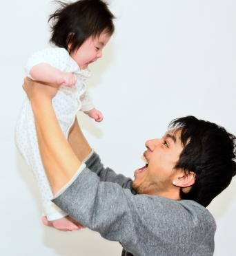 【新型コロナ】男性の半数がコロナ禍で「もっと子育てに関わろうという気持ちが強くなった」 男性の育児など家庭的責任の実態調査