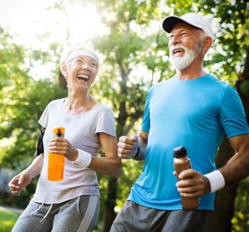 中年期に運動と食事を改善すると人生後半は健康に 肥満・メタボは体重を3%減らしただけでも改善