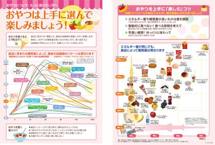間食指導に便利な「間食指導パネル」リニューアル版を公開!