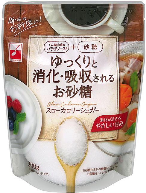 三井製糖「スローカロリーシュガー」